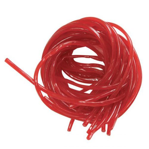 licorice laces.